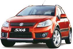 Suzuki SX4 - prea cerut in vest ca sa poata fi lansat si in Romania. Vinovatii? Ati ghicit. Ungurii...