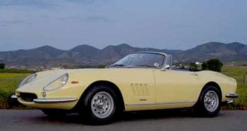 1967 Ferrari 275 GTS/4 NART Spyder
