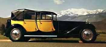 1931 Bugatti Royale Berline de Voyager