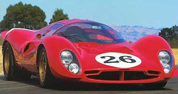 1966 Ferrari 330 P3