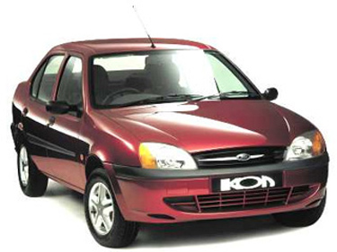 Ford Ikon - deloc micut, deloc european, deloc la Craiova...