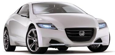 Honda - conceptul CR-Z