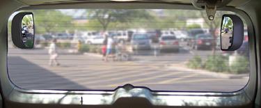 Oglinzi in versiune SUV