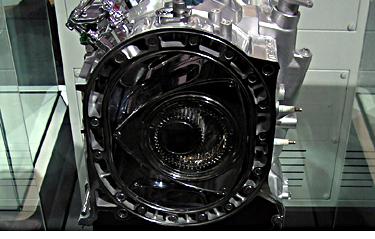 Motorul rotativ RENESIS, generatia 16x.