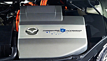 Versiunea pe hidrogen sta la baza noii generatii pe benzina.