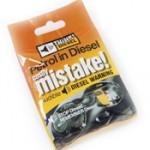 Think Diesel - accesoriu auto inedit