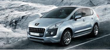 Conceptul Peugeot Prologue