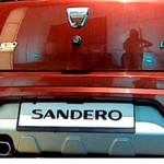 Dacia Sandero - masina anului 2009 in Romania