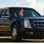 Obamobilul - limuzina lui Barack Obama