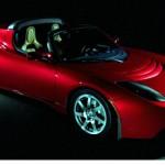 Geneva 2009 - Tesla Roadster