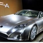 Lexus LF-A la Nurburgring - anduranta 24h