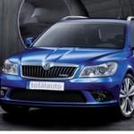 """Skoda - """"look"""" nou pentru Octavia RS si Scout"""