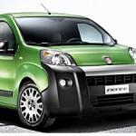 Fiat Fiorino electric - 600 km intr-o jumatate de zi