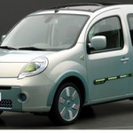Kangoo be bop Z.E. - prototip Renault electric