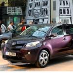 Toyota - IQ si Urban Cruiser