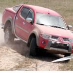 Mitsubishi 4x4 Show - off-road si adrenalina