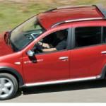 Dacia Sandero Stepway - lansare oficiala