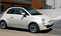 Fiat 500 - Best City Car 2009