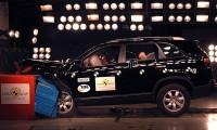 Kia Sorento - 5 stele Euro NCAP