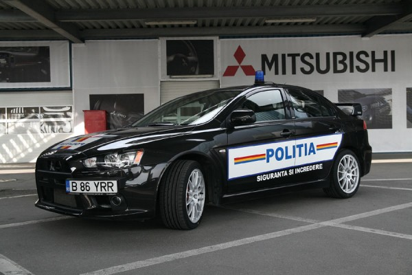 lancer-politie