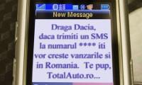 Dacia - vrem masuri