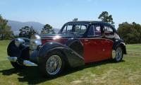 Bugatti 16 C Galibier Concept – tur de forta in stil