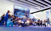 "IAA Frankfurt - VW Golf R, cu ""R"" de la rau."