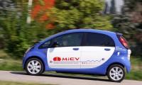 Mitsubishi i-MiEV – mini drive test