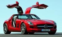 Mercedes-Benz SLS AMG - frumoasa si bestia, intr-un singur trup