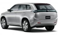 Tokio 2009 - premiere mondiale Mitsubishi