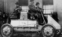 Primul hibrid - 1899 Lohner-Porsche