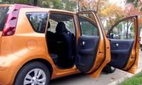Nissan Note - distinctie fara opulenta