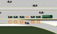 Proiectul SARTRE - tren de automobile pe autostrada