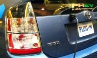 Toyota testeaza Prius cu stecher