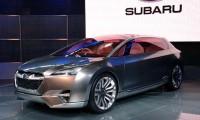 Conceptul Subaru Hybrid Tourer din nou pe scena