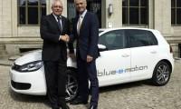 Blue E-Motion - electrificarea VW