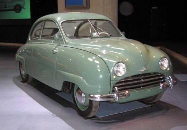 Saab 92 din 1950