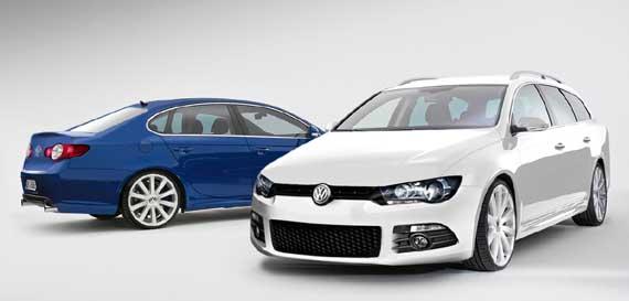VW Passat 2011