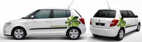 Skoda GreenLine