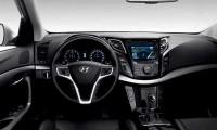 Noul Hyundai i40 - bord