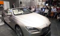 Lansare BMW Seria 6 Cabriolet in Romania