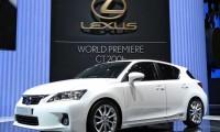 Lexus CT 200h, primul hibrid premium compact