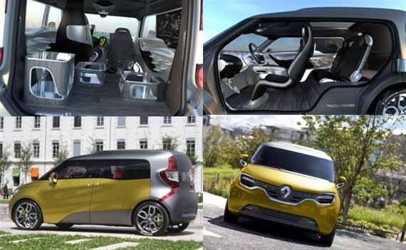 Concept car FRENDZY