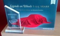 Dacia Logan - locul 2 Legende pe roti