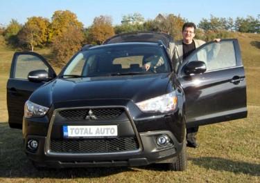 Iulian Senos test ASX 4x4