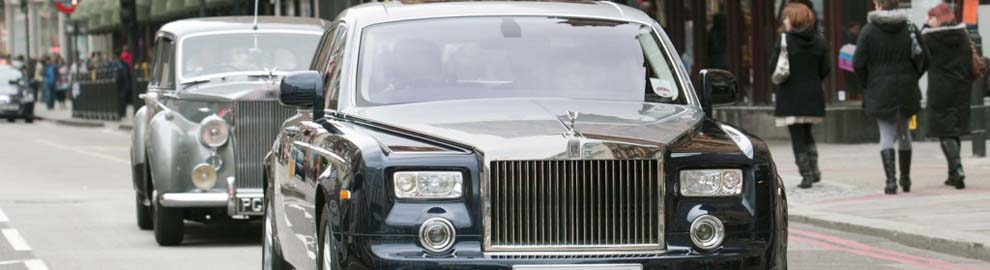 Rolls Royce - Spirit of Ecstasy