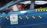 Euro NCAP - sesiunea de teste Mai 2012