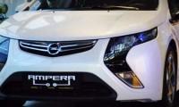 Opel Ampera - in sfarsit, la Bucuresti