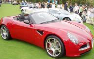Alfa Romeo - 8C Spider vine in 2009