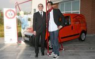 Fiorino, Fiatul lui Gigi Buffon